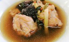 旨味たっぷり。乾しいたけを使ったほっこりあったか薬膳スープの作り方。